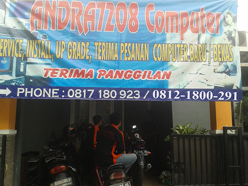 Jasa Service Komputer Panggilan di Bintara Kranji Bekasi