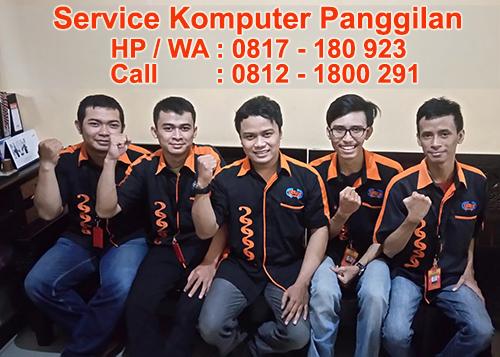 Service Komputer Panggilan di Cikarang Kota Teknisi Proffesional dan Handal