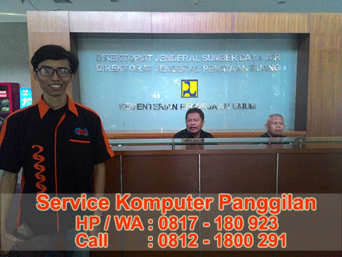 Service Komputer Panggilan di Kebayoran Lama Jakarta Selatan PROFFESIONAL GARANSI
