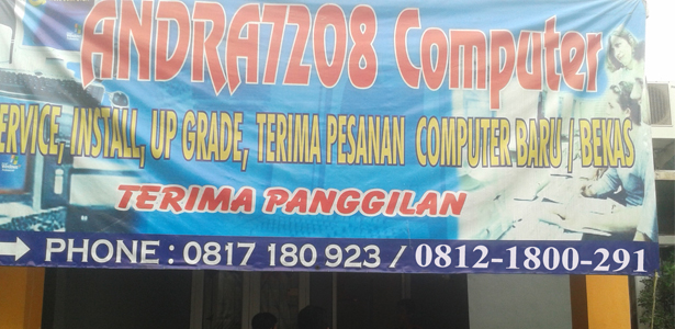 ANDRA7208 COMPUTER