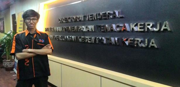 Klien DirJen Tenaga Kerja Jakarta