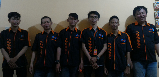 Team Teknisi ANDRA7208 COMPUTER