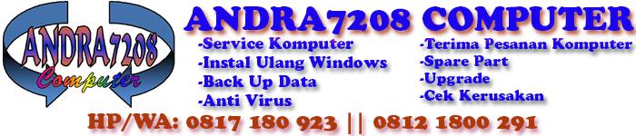 HP/WA: 0817 180 923 Service Komputer Panggilan
