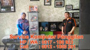 Service Komputer laptop Panggilan di Jakarta